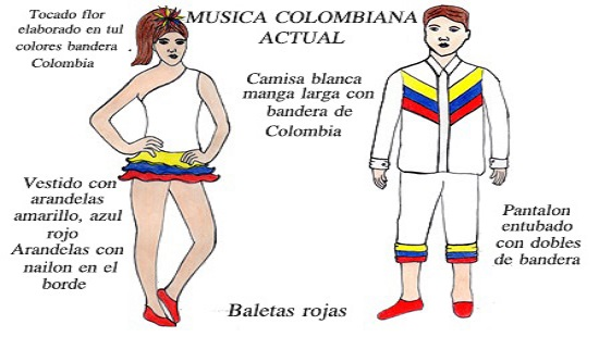 Musica colombiana actual